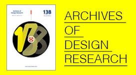 Archives of Design Research